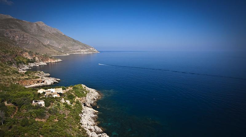 Escursioni in barca Riserva dello Zingaro San Vito lo Capo